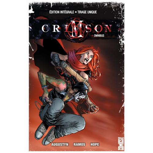 CRIMSON OMNIBUS (VF) Edition Collector Exclusive Original Comics 200 ex.