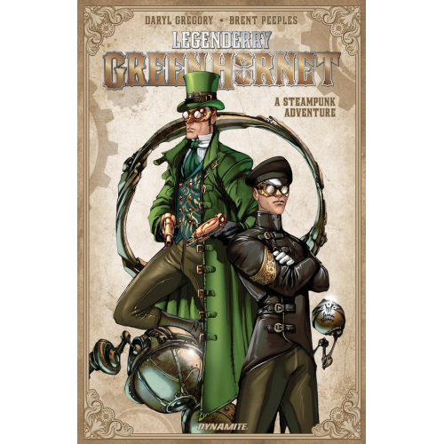Legenderry : Green Hornet (VF)