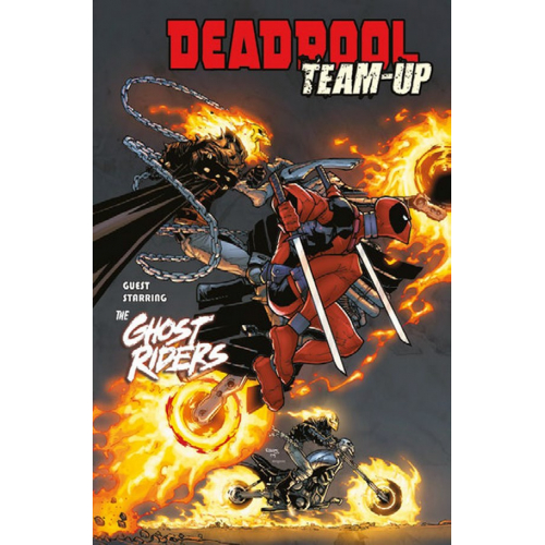 Deadpool Team Up Tome 1 (VF)