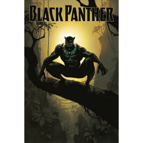 La Panthère noire - All-New All-Different Tome 4 (VF)
