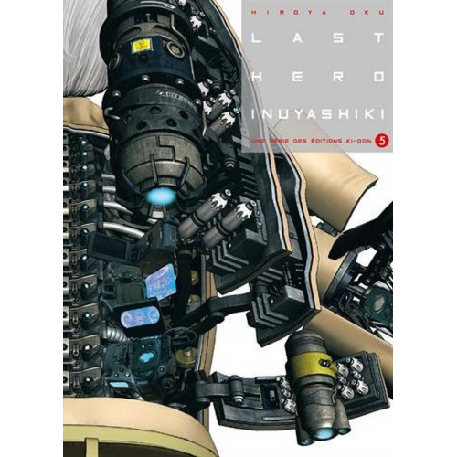 Last Hero Inuyashiki Tome 5 (VF)