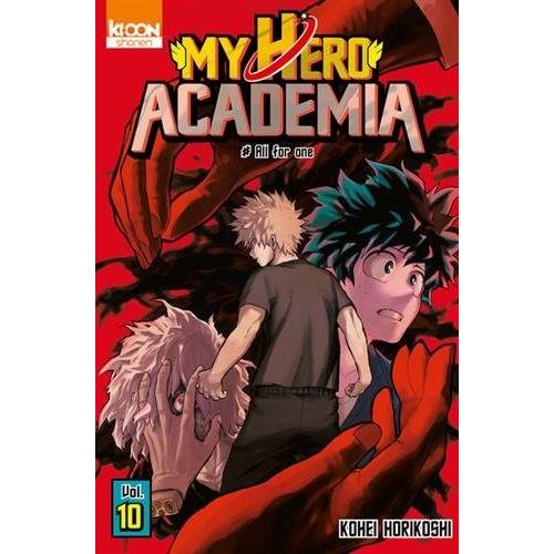 My Hero Academia Tome 10 (VF)