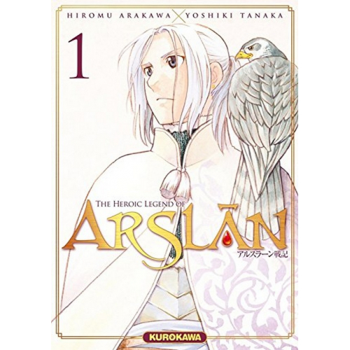 The Heroic Legend of Arslân Tome 1 (VF)