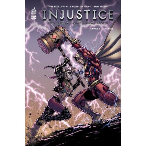 Injustice Tome 10 (VF)