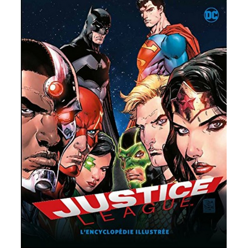 Justice League : l'Encyclopédie Illustrée (VF)