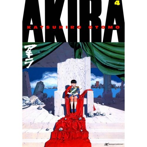 Akira (Noir et blanc) - Édition originale Vol.04 (VF)