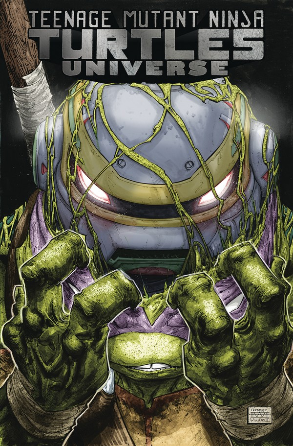 Teenage Mutant Ninja Turtles Universe TP Vol.2 New Strangeness (VO)