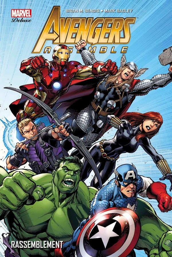 Avengers Assemble Tome 1 (VF)