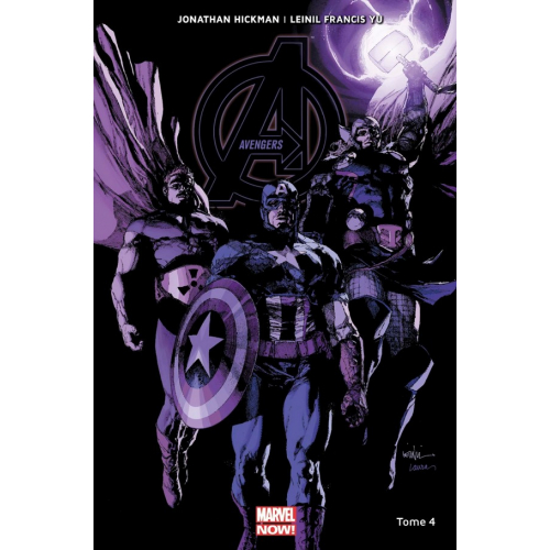 AVENGERS MARVEL NOW Tome 4 (VF)