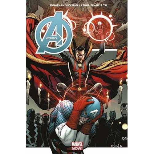 AVENGERS MARVEL NOW Tome 6 (VF)