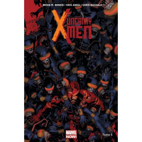 Uncanny X-Men Tome 5 (VF)