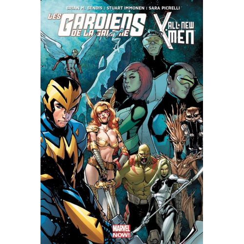 Les gardiens de la galaxie/All New X-men (VF)