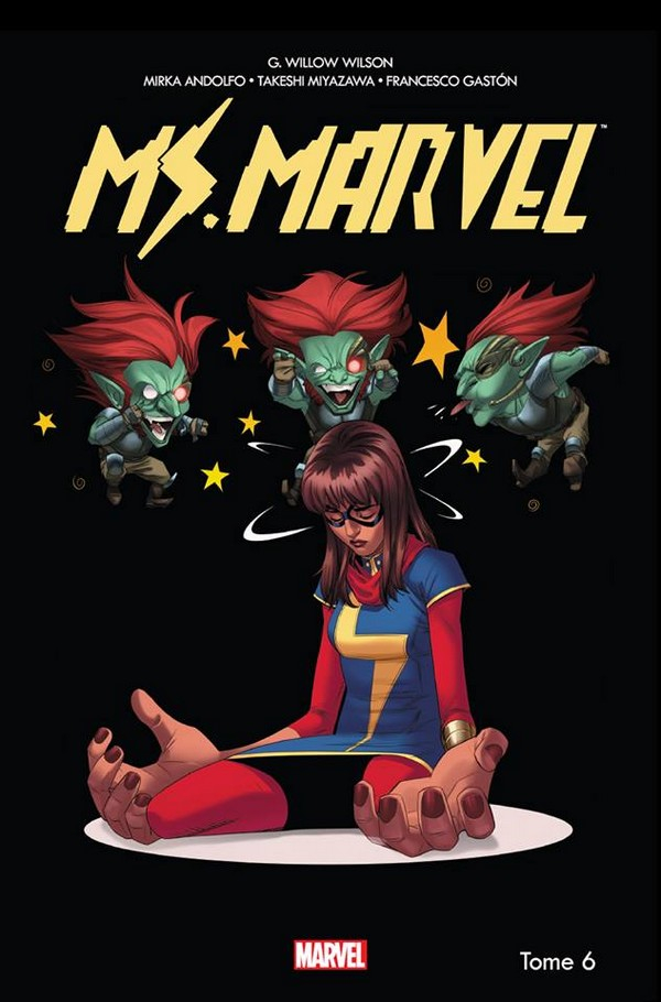Ms Marvel Tome 6 (VF)