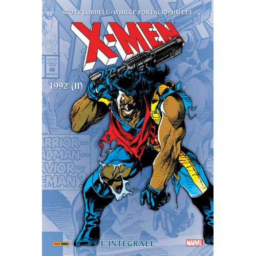 X-MEN INTEGRALE Tome 31 1992 II (VF)