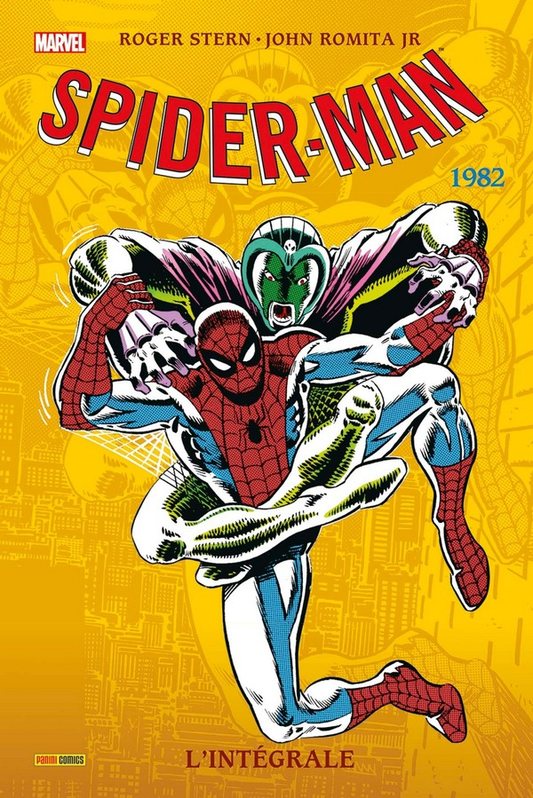 Amazing Spider-Man intégrale Tome 29 1982 (VF)