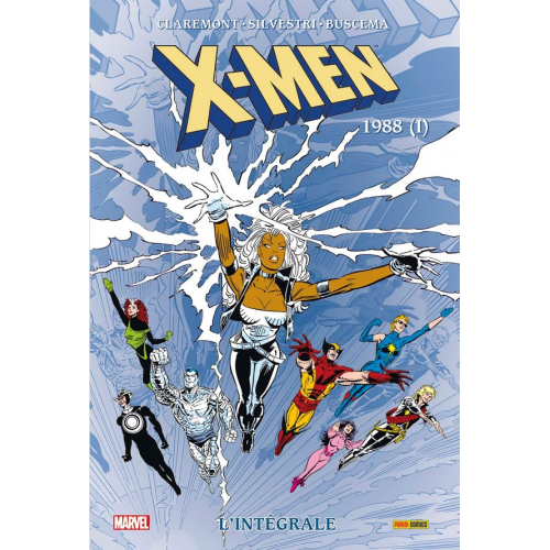 X-MEN INTEGRALE Tome 20 1988 (VF)