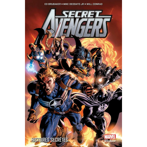 SECRET AVENGERS Tome 1 (VF)
