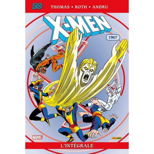 X-MEN INTEGRALE Tome 17 1967 (VF)