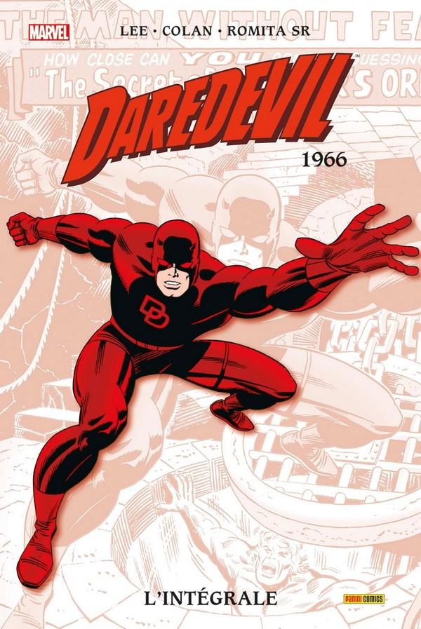 Daredevil Intégrale Tome 2 1967 (VF)