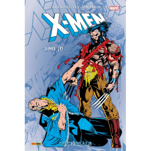 X-MEN INTEGRALE Tome 28 1991 I (VF)