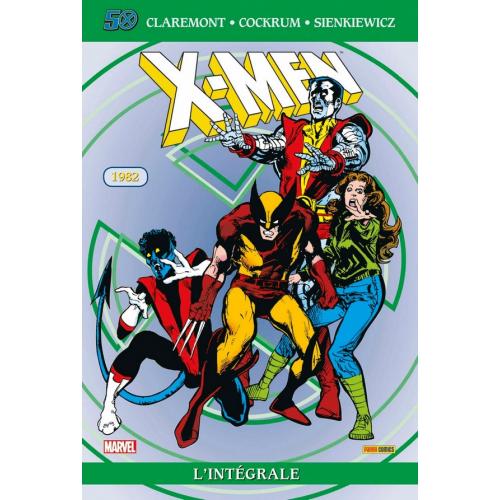 X-MEN INTEGRALE Tome 6 1982 (VF)