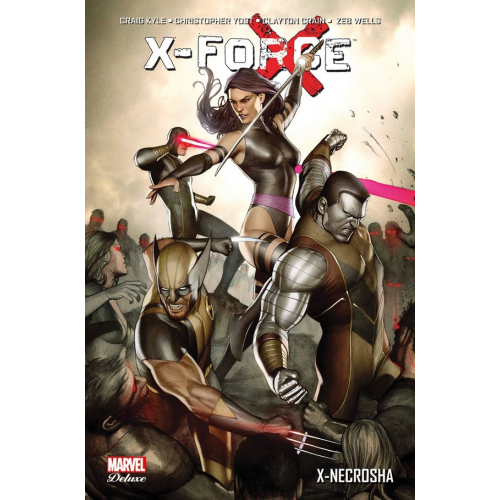 X-FORCE : X-NECROSHA (VF)
