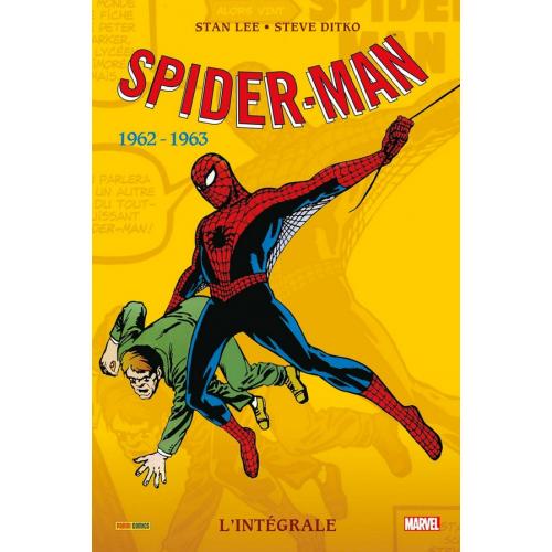Amazing Spider-Man Intégrale Tome 1 1962 1963 (VF)