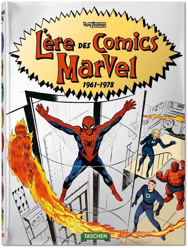 L'ère des comics Marvel 1961–1978 (VF)