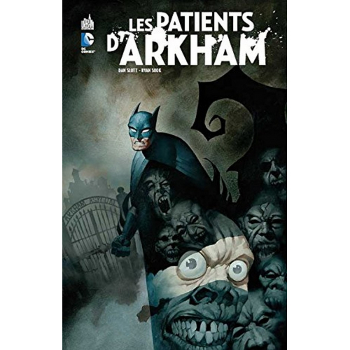 Les patients d'Arkham (VF)