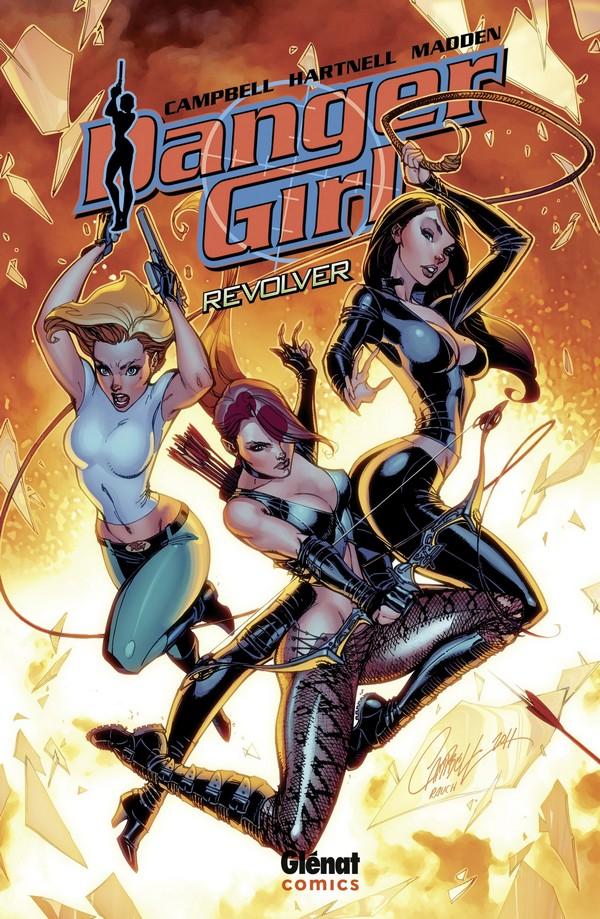 Danger Girl : Revolver (VF)