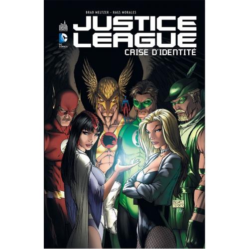 Justice League Crise d'identité (VF)