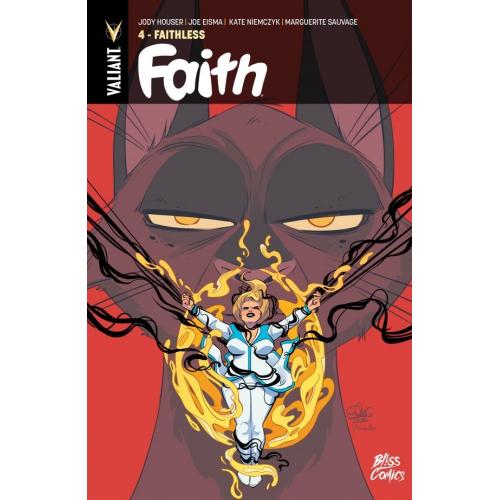 Faith Tome 4 (VF)