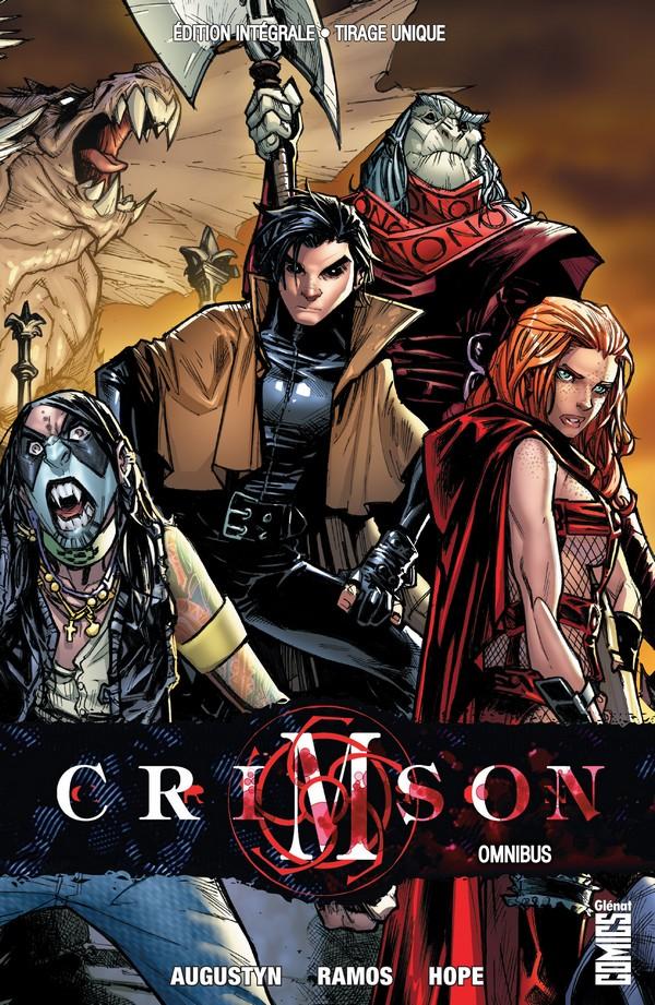 CRIMSON OMNIBUS (VF)