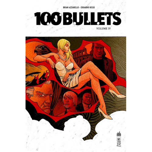 100 Bullets Intégrale Tome 4 (VF)