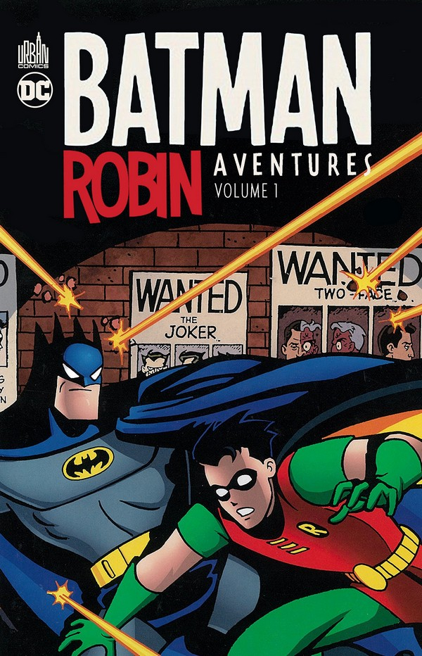 Batman & Robin Aventures Tome 1 (VF)