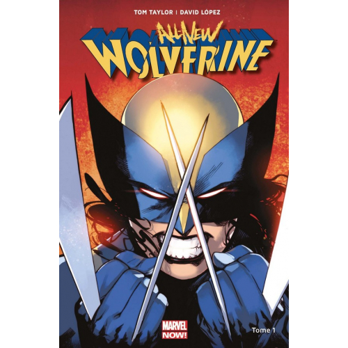 All-new Wolverine Tome 1 (VF)