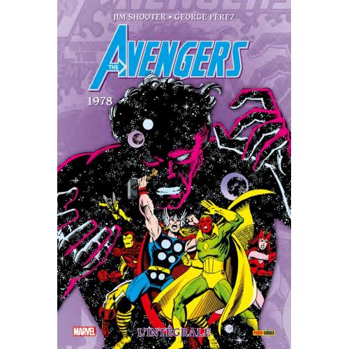 Avengers L'intégrale 1978 (VF)