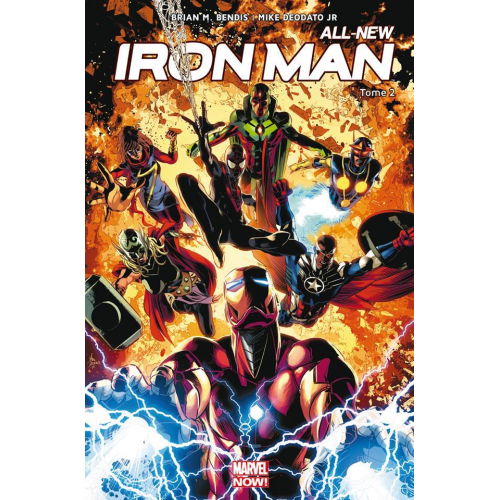 All New Iron Man tome 2 (VF)